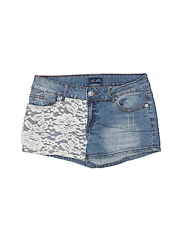 Delia's Denim Shorts Size 8