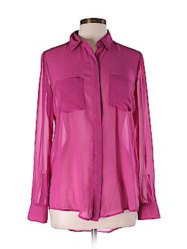 Rock & Republic Long Sleeve Blouse Size 10