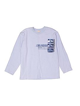 Mini Man Long Sleeve T-Shirt Size 7