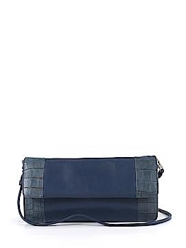 Franchi Leather Crossbody Bag One Size