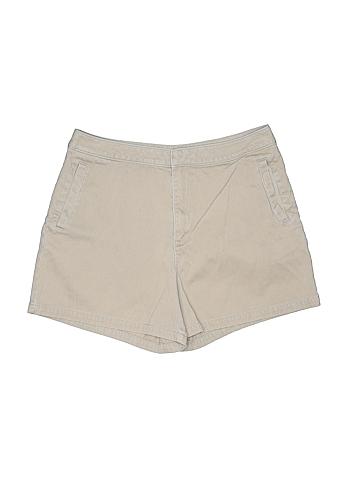 J. Crew Khaki Shorts Size 10