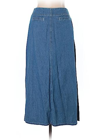 True Blue Denim Skirt Size 10