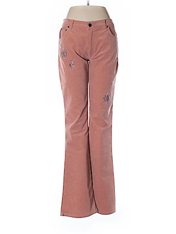 Blumarine Velour Pants Size 44 (IT)