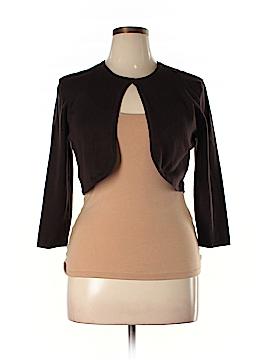 Eva Blue Cardigan Size XL