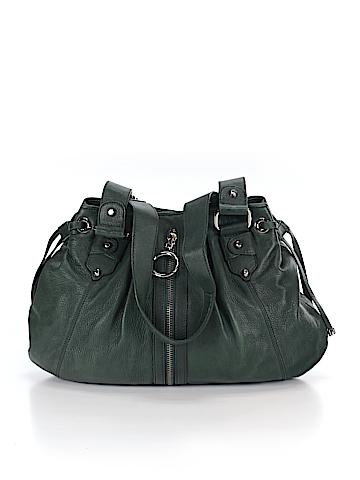 Via Spiga Leather Satchel One Size