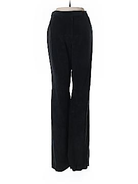 Ann Taylor Leather Pants Size 8