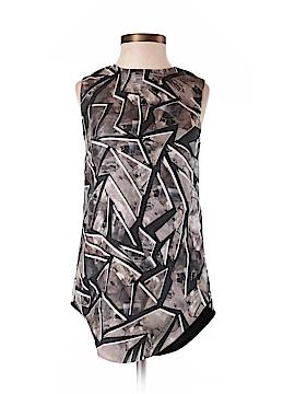 Wayne Sleeveless Silk Top Size XS