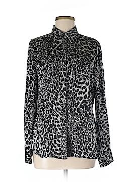 AK Anne Klein Long Sleeve Blouse Size M