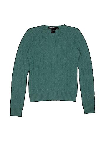 Ralph Lauren Black Label Cashmere Pullover Sweater Size 5X (Plus)