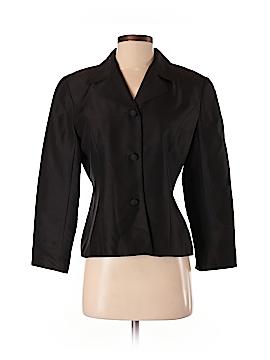 Trio New York Silk Blazer Size 6