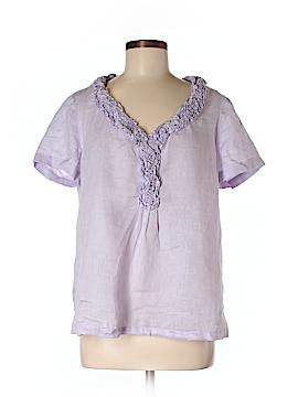 Talbots Short Sleeve Blouse Size 1