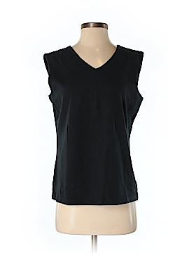 Bob Mackie Sleeveless T-Shirt Size S