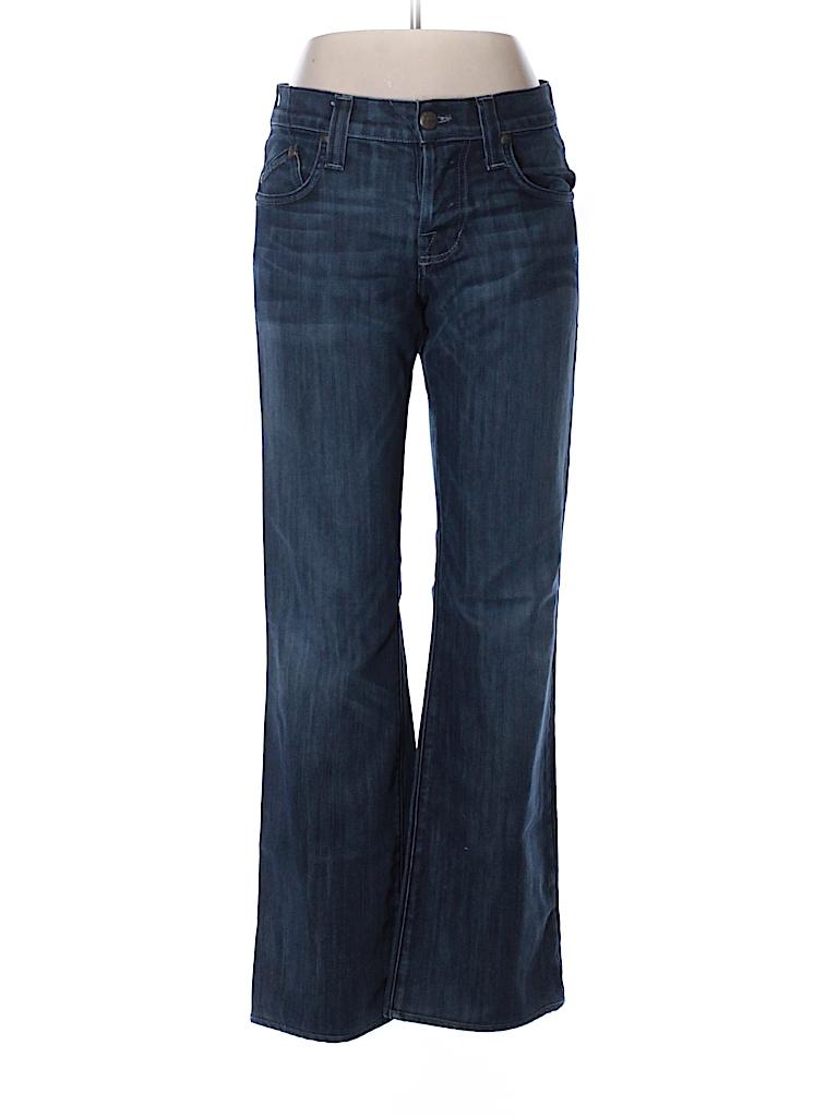 rock republic solid dark blue jeans 31 waist 71 off thredup. Black Bedroom Furniture Sets. Home Design Ideas
