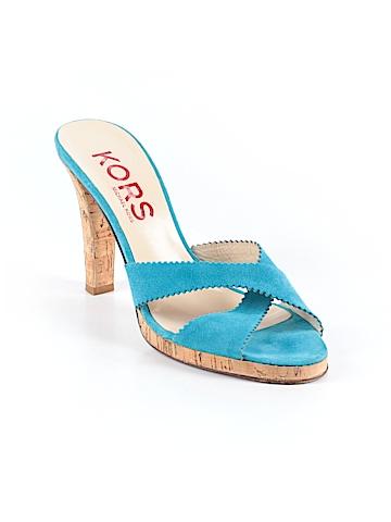 KORS Michael Kors Mule/Clog Size 7