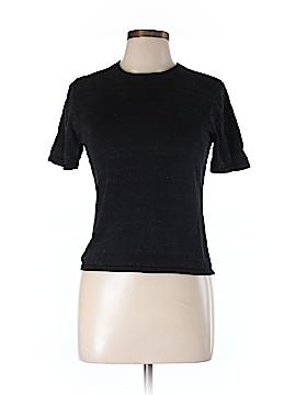 Kasper A.S.L. Short Sleeve Silk Top Size 10