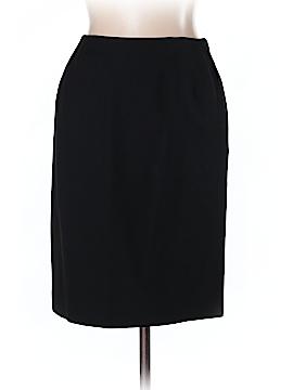 Adrienne Vittadini Wool Skirt Size 10