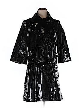 WD.NY Leather Jacket Size 10