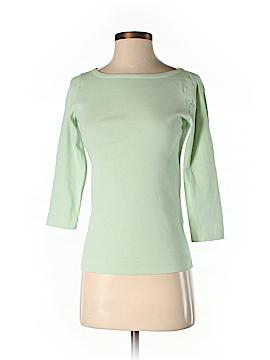 Three Dots 3/4 Sleeve T-Shirt Size S