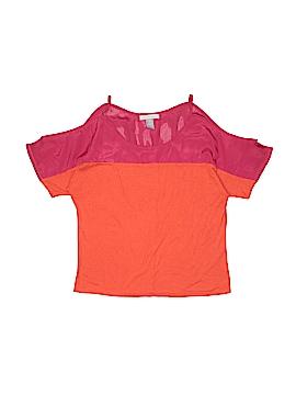 Weavers Short Sleeve Blouse Size S