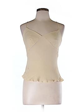Max Studio Sleeveless Silk Top Size L
