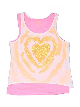 So Low Sleeveless T-Shirt Size 14 1/2