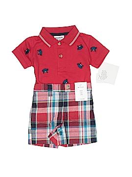 Blueberi Boulevard Short Sleeve Polo Size 12 mo