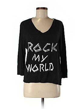 ABS Allen Schwartz 3/4 Sleeve T-Shirt Size M