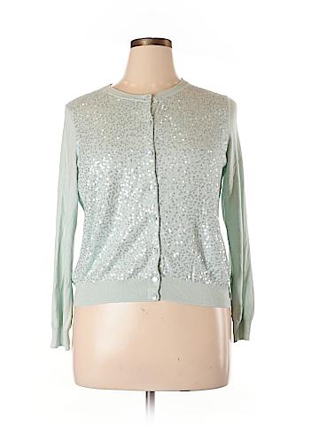 Talbots Silk Cardigan Size XL (Petite)