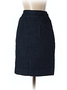 J. Crew Denim Skirt Size 2 (Petite)
