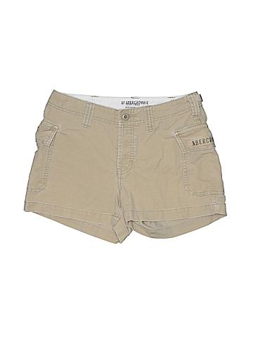 Abercrombie  Women Cargo Shorts Size 2