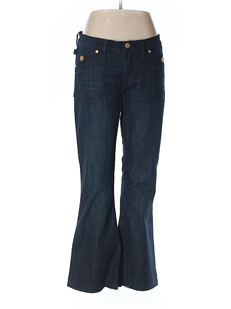 rock republic solid navy blue jeans size 10 76 off thredup. Black Bedroom Furniture Sets. Home Design Ideas