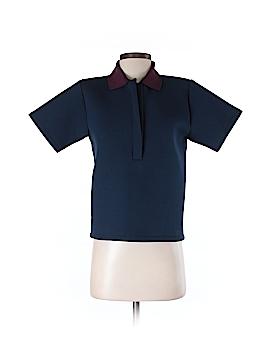 Cynthia Rowley Short Sleeve Blouse Size XS