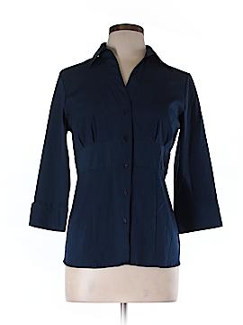 Como 3/4 Sleeve Blouse Size M
