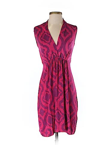 V Fish Casual Dress Size M