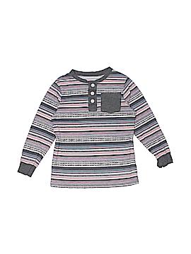 OshKosh B'gosh Long Sleeve Henley Size 15