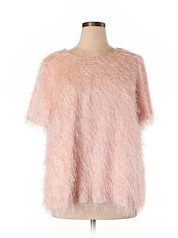 Calvin Klein Short Sleeve Blouse Size 16W