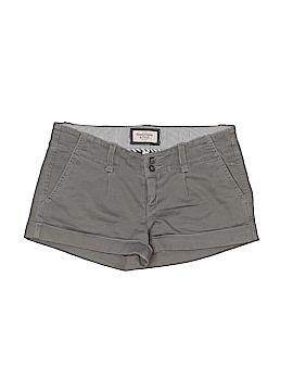 Abercrombie & Fitch Khaki Shorts Size 2