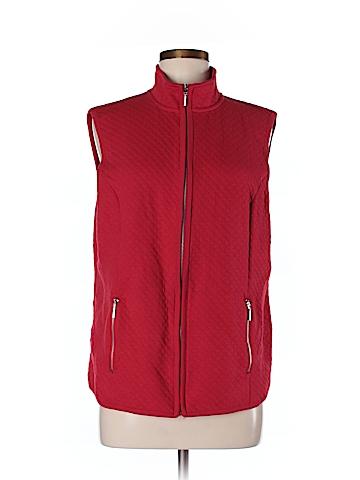 Karen Scott Sport Vest Size L