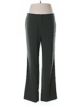 Escada Wool Pants Size 46 (EU)