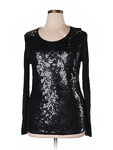 MICHAEL Michael Kors Long Sleeve Top Size XL