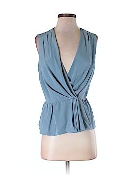 Erin Fetherston Sleeveless Silk Top Size 4