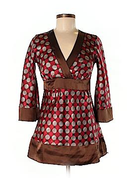 Kiwi 3/4 Sleeve Blouse Size M