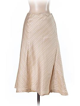 Banana Republic Factory Store Silk Skirt Size 6