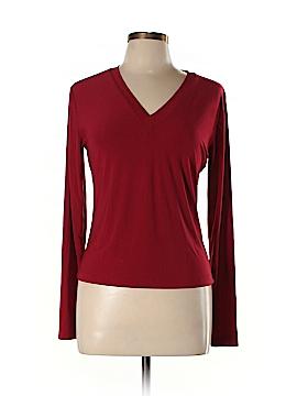 Norma Kamali Long Sleeve Top Size L