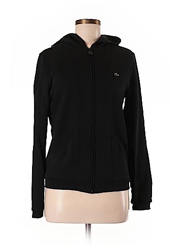 Lacoste Zip Up Hoodie Size 40 (EU)