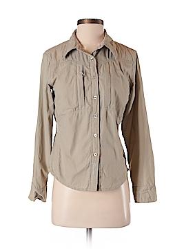 Cloudveil Long Sleeve Blouse Size S