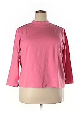 Debbie Morgan Turtleneck Sweater Size 2X (Plus)