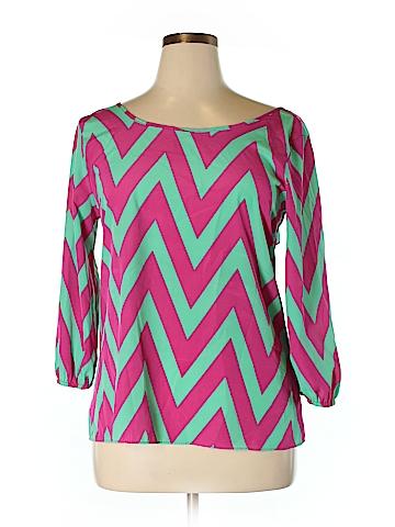 MM 3/4 Sleeve Blouse Size XL