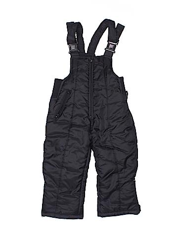 Swiss Alps Snow Pants With Bib Size 3T