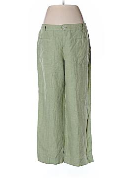 So Blue Sigrid Olsen Linen Pants Size 10